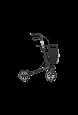 Lichtgewicht rollator Server Comfort - Zwart