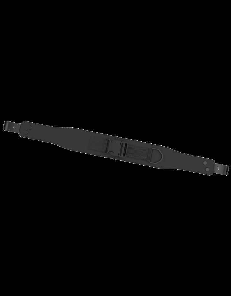 Ruggordel lengte verstelbaar tbv server