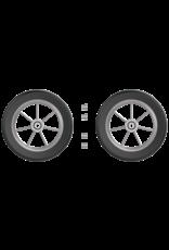 Voorwielen tbv rollator Server zachte PU-banden