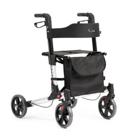 MultiMotion Double rollator zilver