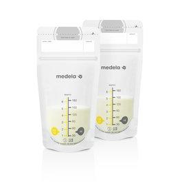 Medela Moedermelkbewaarzakjes 180 ml (per 50 stuks verpakt)