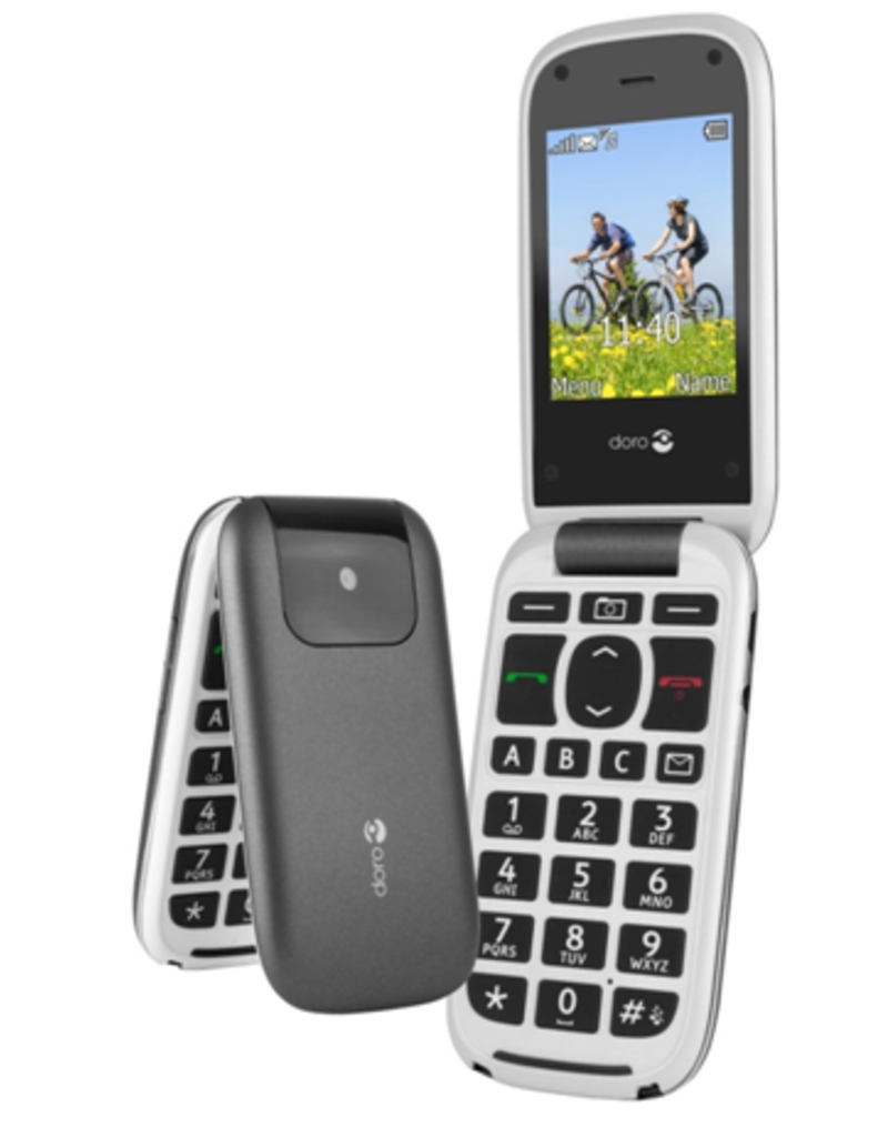Doro PhoneEasy 613 Black/White