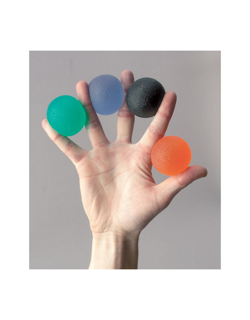 Handtrainer gelballen - Medium - Groen