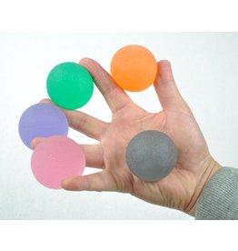Handtrainer gelballen - Extra sterk - Zwart
