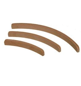 Kaartenstandaard hout - 35 cm