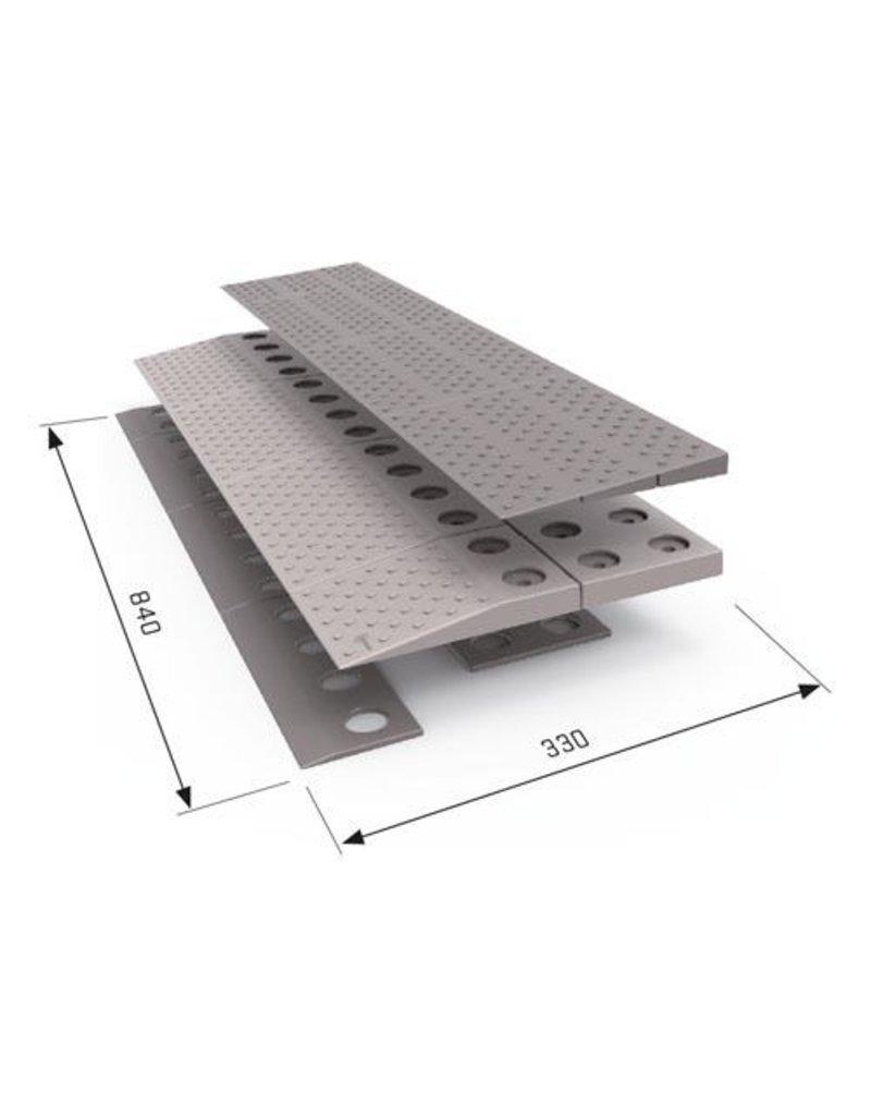SecuCare Drempelhulp set 2, 84x4x33cm
