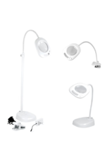 loeplamp met led 3-in1