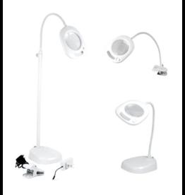 loeplamp met led 3-in1