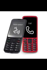 Blindshell sprekende GSM - zwart