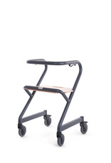 Rollator Page - Antraciet Large