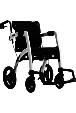 Rollator/Rolstoel Rollz Motion