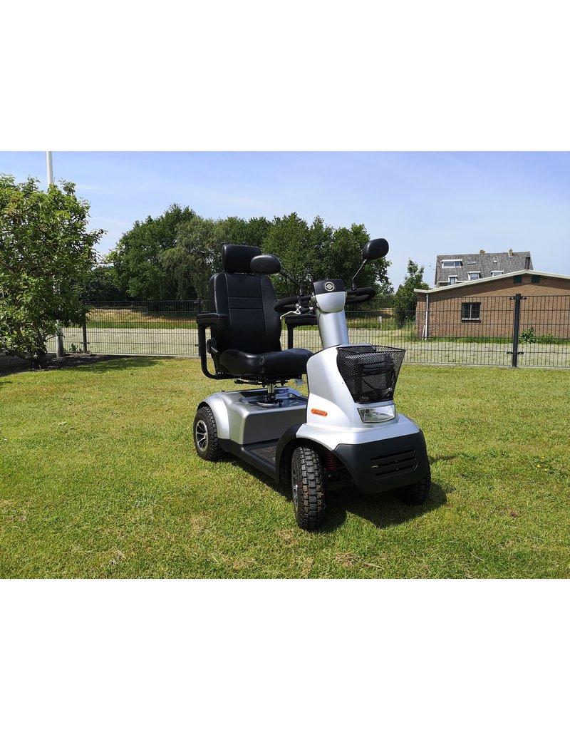 Occasion scootmobiel Breeze C4 - Zilver