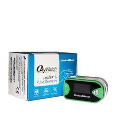 Saturatiemeter (oximeter) met OLED-technologie Premis