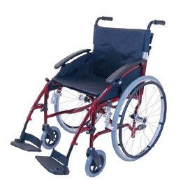 "Drive Medical D-Lite 24"" rolstoel"