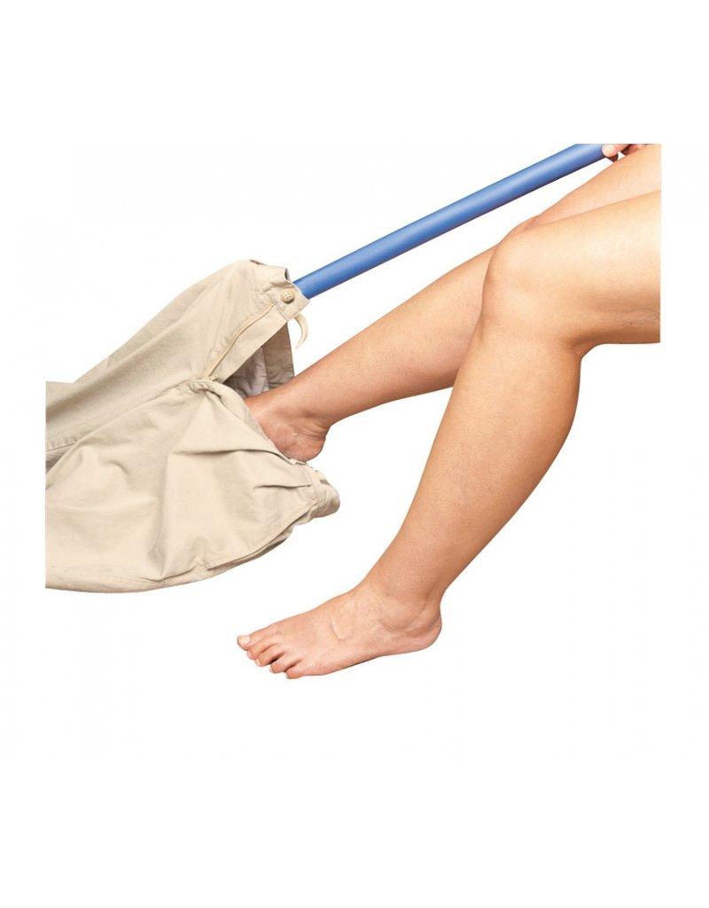 Schoenlepel en aankleedstok - lengte 61 cm