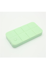Medicijnendoosje LOW VISION DESIGN spraak/braille