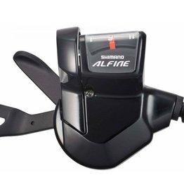 Shimano Shimano Shifter Rechts Alfine, Rapid + 11-SP Zwart SL-S700L