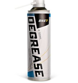 Bike7 Bike7 Degrease 500 ML (ontvetter op solvent basis)
