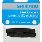 Shimano Shimano remblok M70R2 V-brake 72 x 12 mm zwart