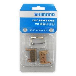 Shimano Shimano Schijfremblokjes M06 Metal XTR M975