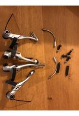 Shimano SHIMANO Deore XT BR-T780  V-rem Voor en Achterwiel  Zilver