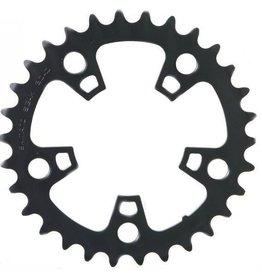 Shimano Shimano Ultegra FC-6703 Triple Kettingblad 10 speed Zwart 30T