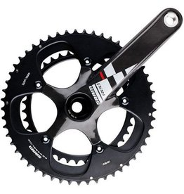 Sram Carbon SRAM Red Black BB30  53/39T 10sp Crankset 170 mm