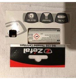 Zefal Zefal reserve CO2 cartridge 2 stuks