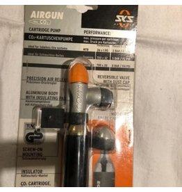 Luft Airgun SKS CO2 pomp incl patroon super compact
