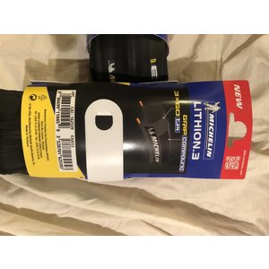 Michelin MICHELIN LITHION 3 RACEBAND, VOUWBAND 700 x 25 mm