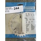 Shimano Shimano Tiagra FC-4603 kettingblad 39T 130 mm 3 x 10 speed