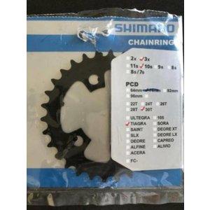 Shimano Shimano Tiagra FC-4703 kettingblad 30T 74 mm  3 x 10 speed