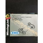 KMC KMC missing link 11-speed ketting zilver