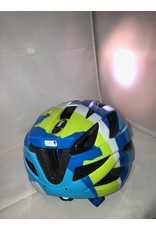 UVEX UVEX fietshelm Air Wing blue-green mt 52-57