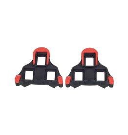 Shimano Shimano SM-SH10 SPD-SL Schoenplaatjes rood 0 graden