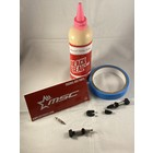 MSC Tubeless kit voor 2 wielen 25 mm incl Blackseal
