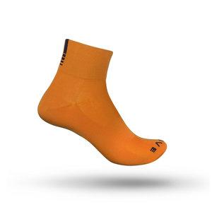 GripGrab GripGrab lightweight Sl short Sokken, orange maat 44-47