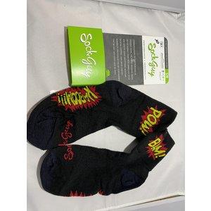 Sock Guy Sock Guy personality socks maat S/M 37-42
