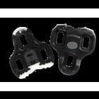 Look Look KEO schoenplaatjes 0° zijwaartse speling zwart