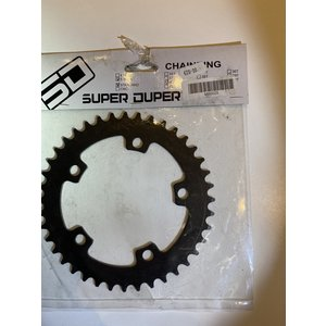 Super Duper BMX Tandwiel Super Duper 5 Arm 40t Zwart