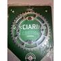 Ciari Ciari Corona 4-Bouten Race BMX Chainwheel 42t silver