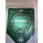 Ciari Ciari Corona 4-Bouten Race BMX Chainwheel 40t groen/green