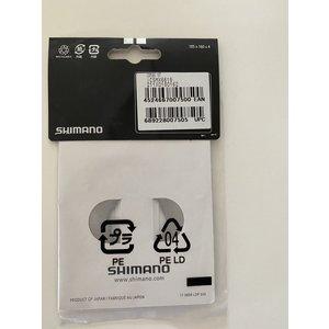 Shimano Shimano Tandwiel  aantal tanden 18T DXR BMX CS-MX66  2,2 mm