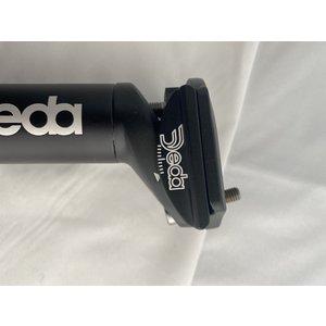 Deda Deda zadelpen RSX 01 ø31.6mm zwart mat 350mm