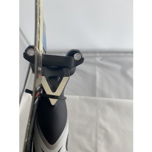 PRO Pro Vipe 7S zadelpen 31,6 x 350 mm zwart