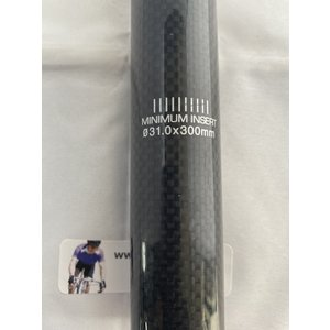 Most Most Tail C-Max 31.0 mm lengte 300 mm 25 mm backsit