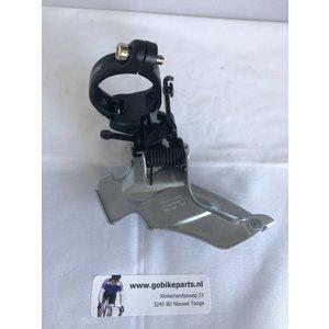 Shimano Altus SHIMANO - Voorderailleur - Down Swing -  3x9-versnellingen - Klembandmontage