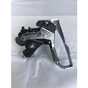 Shimano Shimano SLX M665  Front  mech top swing 2x9