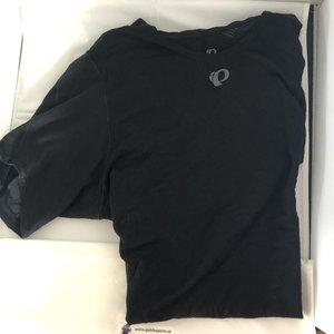 Pearl Izumi Pearl Izumi Zwart Ondershirt Short Sleeve Man maat XXL