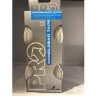 PRO PRO stuurlint Smart Microvezel Wit met patroon